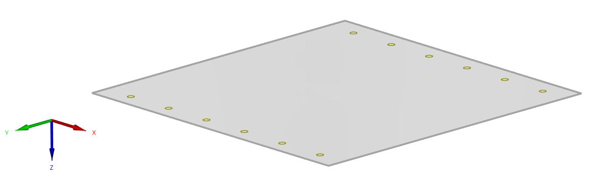 figure 1 : pièce composite